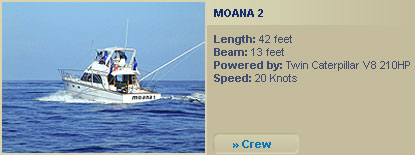 Moana 2 - big game fishing - mauritius