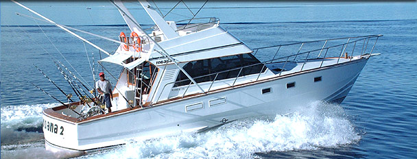 The big game fishing fleet of jp henry charters the for Fishing boat games